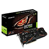 Gigabyte GeForce GTX 1080 Windforce OC GV-N1080WF3OC-8GD Graphics Cards (Renewed)