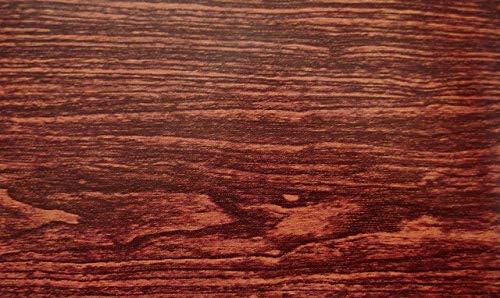 Klebefolie Holzoptik Dekore 200x45cm Dekofolie Selbstklebefolie Möbelfolie, Klebefolie:Mahagoni