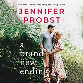 A Brand New Ending audiobook cover art