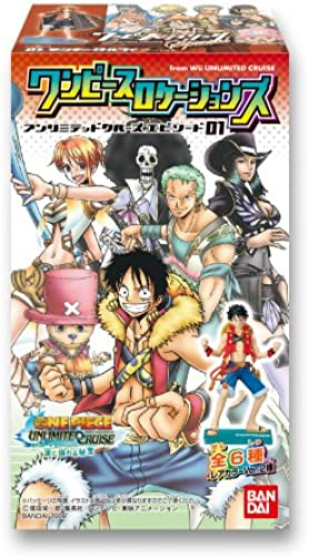 One Piece Unlimited Cruise Trading Figure - 1 Figur