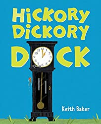 hickory, dickory dock - teaching telling time book