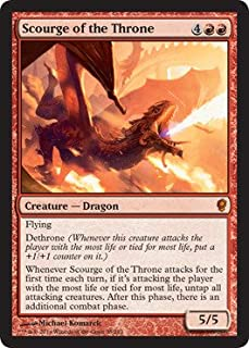 Magic: the Gathering - Scourge of the Throne (35/210) - Conspiracy