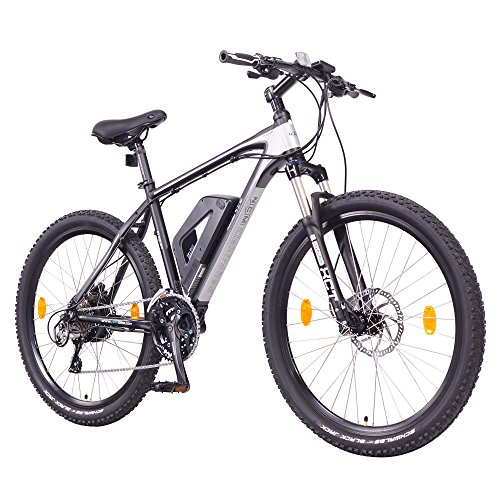 NCM Prague Plus Bicicletta elettrica Mountainbike, 250W Batteria 36V 14Ah...