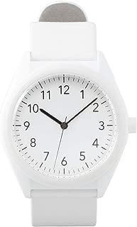 Muji Watch · Solar Power · White Band