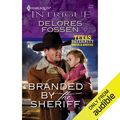 Branded by the Sheriff Audiobook By Delores Fossen cover art