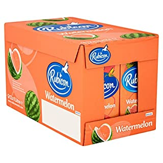 Rubicon Still Watermelon Juice Drink Cartons, 1L - Pack of 12 (B0048F3ULY) | Amazon price tracker / tracking, Amazon price history charts, Amazon price watches, Amazon price drop alerts