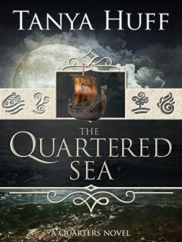 The Quartered Sea by Tanya Huff ebook deal