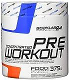 Bodylab24 Concentrated Pre Workout Geschmack: Grüner Apfel, der Booster für mehr Pump und Fokus bei Deinem Training oder Wettkampf, 375g