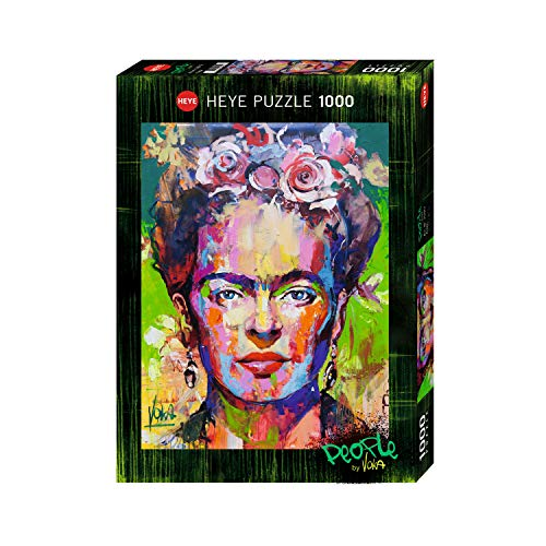Frida: 1000 Teile
