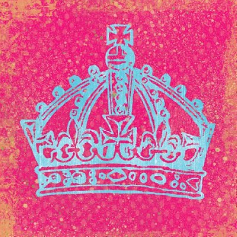 RUNDESHEBEI Y&M Einzelne Einzelne Einzelne Krone Dekoration Malerei, rahmenlose Gemälde, Wohnzimmer Gang dekorative Malerei, 25  25cm B071WK4MT3  | Erste Kunden Eine Vollständige Palette Von Spezifikationen  185e67