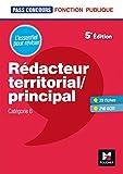 Pass'Concours - Rédacteur territorial/principal - Cat B - Révision et entraînement - Format Kindle - 9782216154449 - 8,99 €