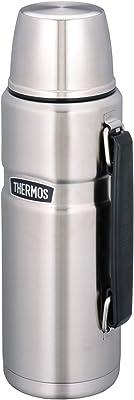 サーモス アウトドアシリーズ ステンレスボトル ステンレス 1.2L ROB-001 S