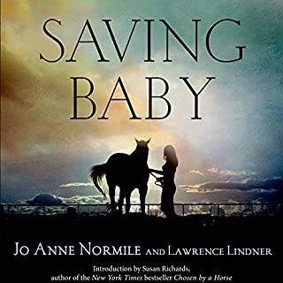 Saving Baby cover art