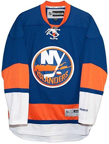 Reebok New York Islanders Home Blue Premier Men's Jersey (Small)