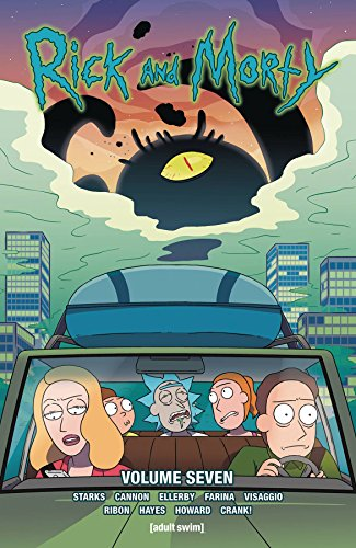 Rick and Morty, Vol. 7 [Idioma Inglés]