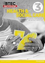BTEC Apprenticeship Assessment Workbook Health & Social Care Level 3