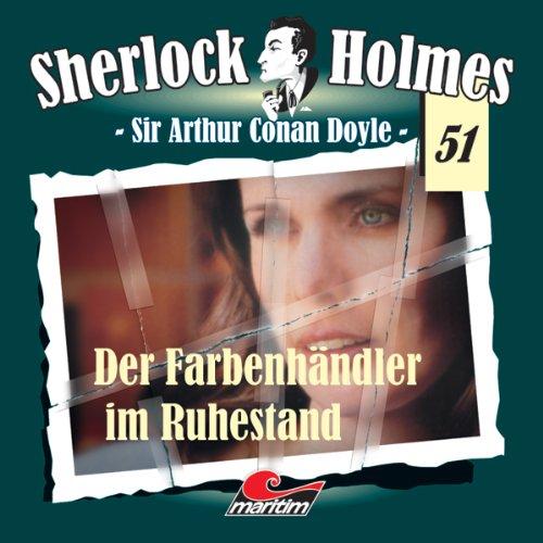Der Farbenhändler im Ruhestand (Sherlock Holmes 51) Titelbild