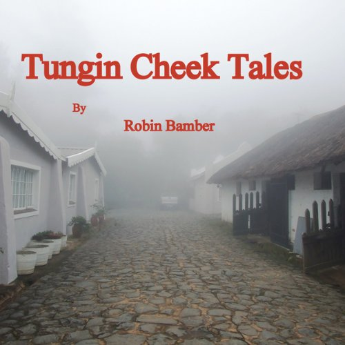 Tungin' Cheek Tales audiobook cover art