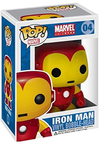 Iron Man Classic Homem De Ferro Classico - Funko Pop