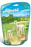 PLAYMOBIL - Alpaca con bebé (66470)