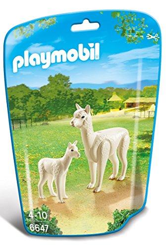 PLAYMOBIL - Alpaca con bebé (66470)...
