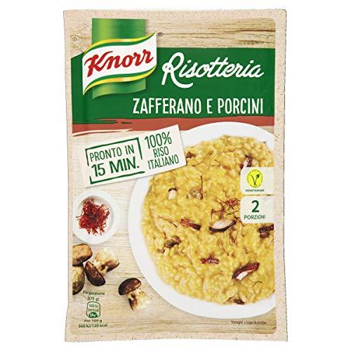 Knorr Risotto Zafferano e Porcini, 175g