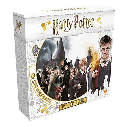 Topi Games ASMD0070 Harry Potter: EIN Jahr in Hogwarts
