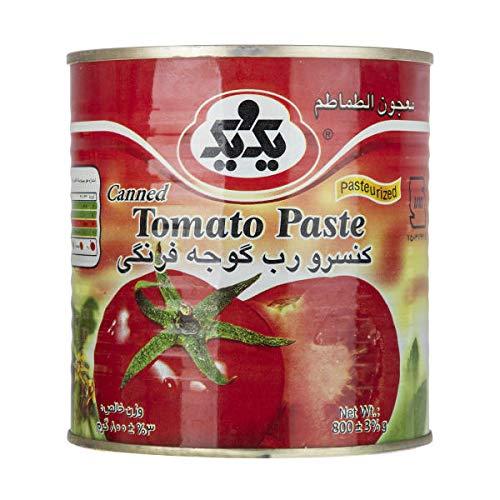MyTNN 5x 800g Tomatenmark, konzentriertes Tomatenpüree, Tomatenpaste, Tomato Paste, Tomatenmark aus leckeren Tomaten