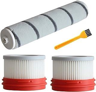 Kamenda Industrial 44 mm Juego de cepillos Redondos y Boquilla Plana para aspiradora Accesorios para aspiradora Industrial Duradero