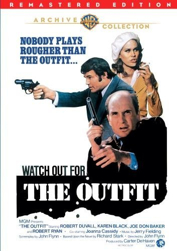 The Outfit [Remaster] by Robert Duvall