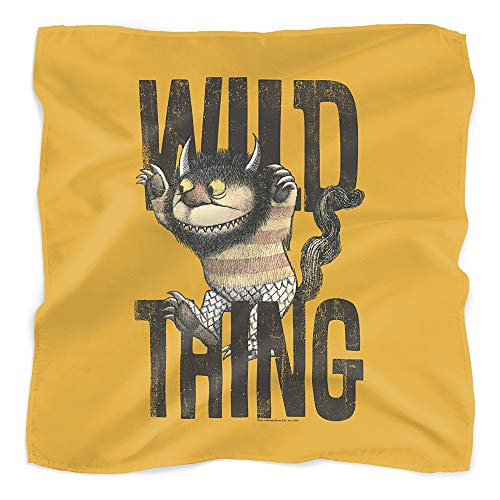 Where the Wild Things Are Wild Thing Bandana (21 in x 21 in)