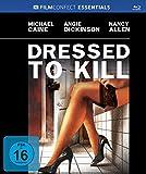 Dressed to kill - Uncut/Mediabook  (+ Original Kinoplakat) [Alemania] [Blu-ray]