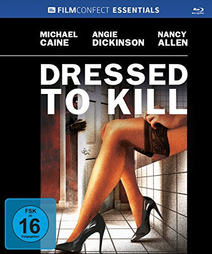 Dressed to kill - Uncut/Mediabook (+ Original Kinoplakat) [Blu-ray]