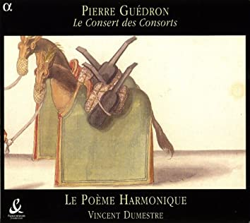 Guedron: Consort Music