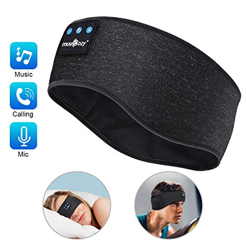 Sleep Headphones Bluetooth Sports Headband, Wireless...