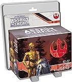 Asmodee Assaut Empire-R2D2 Et C3PO Star Wars Juguete, Multicolor (UBISWI12)