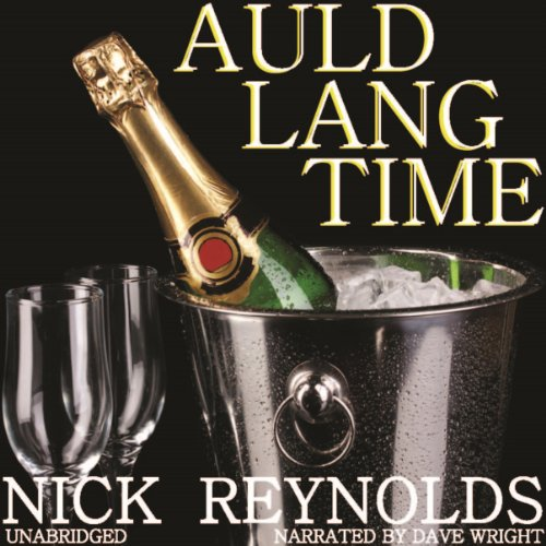 Auld Lang Time audiobook cover art