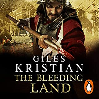 The Bleeding Land                   By:                                                                                                                                 Giles Kristian                               Narrated by:                                                                                                                                 Anthony May                      Length: 15 hrs and 21 mins     65 ratings     Overall 4.4