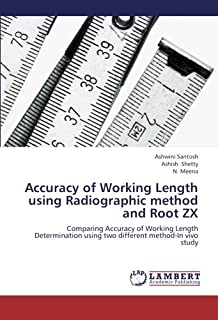 Accuracy of Working Length using Radiographic method and Root ZX: Comparing Accuracy of Working Length Determination using two different method-In vivo study