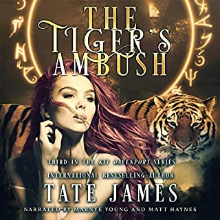 Page de couverture de The Tiger's Ambush