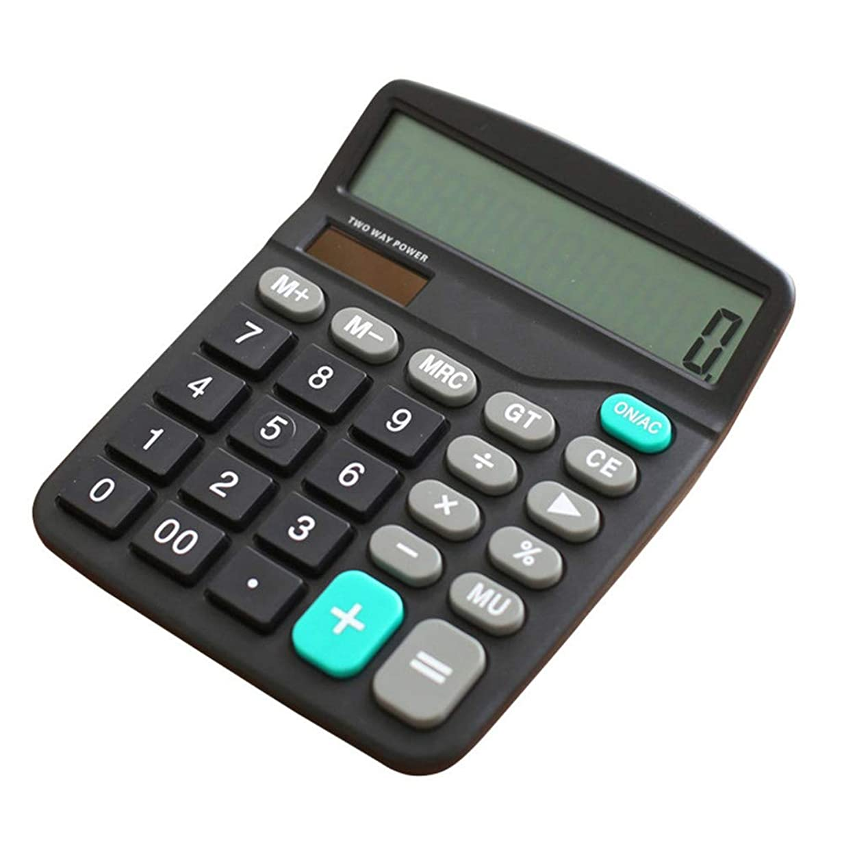 に関して窒素褐色電卓 科学計算機関数計算機学生専用の多機能コンピュータ、日常用および基本オフィス用ハンドヘルド 携帯に便利