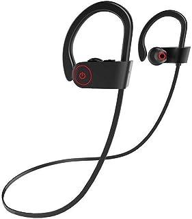 ACEHE Écouteur de Sport Bluetooth, écouteurs sans Fil étanches U8 Écouteurs sans Fil de Sport stéréo Écouteurs Intra-Auric...