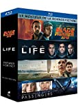 Meilleur de la Science-Fiction-Coffret : Blade Runner 2049 + Life : Origine inconnue + Premier Contact + Passengers [Blu-Ray]