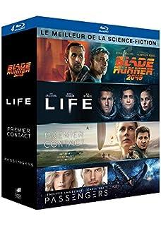 Meilleur de la science-fiction - Coffret : Blade Runner 2049 + Life : origine inconnue + Premier contact + Passengers [Blu-ray] (B07DV6YH4B)   Amazon price tracker / tracking, Amazon price history charts, Amazon price watches, Amazon price drop alerts