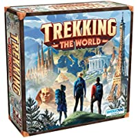Trekking The World: The Globetrotting Board Game