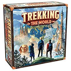 Share The Joy Of World Travel: A game that helps you share your greatest memories and dreams of travel. Inspire your family and friends to explore the world with this remarkable and intelligent game, designed by passionate travelers and based on an a...