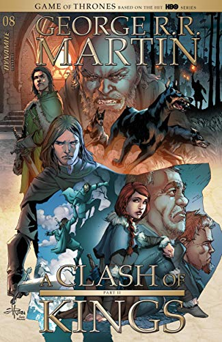 George R.R. Martin's A Clash of Kings Vol. 2 #8 (George R.R. Martin's A Clash Of Kings: The Comic Book) (English Edition)