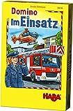 HABA 304195 - Domino - Im Einsatz, Legespiel mit  Polizei-, Rettungs- und Feuerwehrmotiven,...