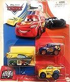 Cars Disney Pixar Metal Mini Racers Willy 's Butte Race Series - Figura decorativa (metal)