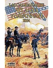 Atlanta y Savannah, 1864